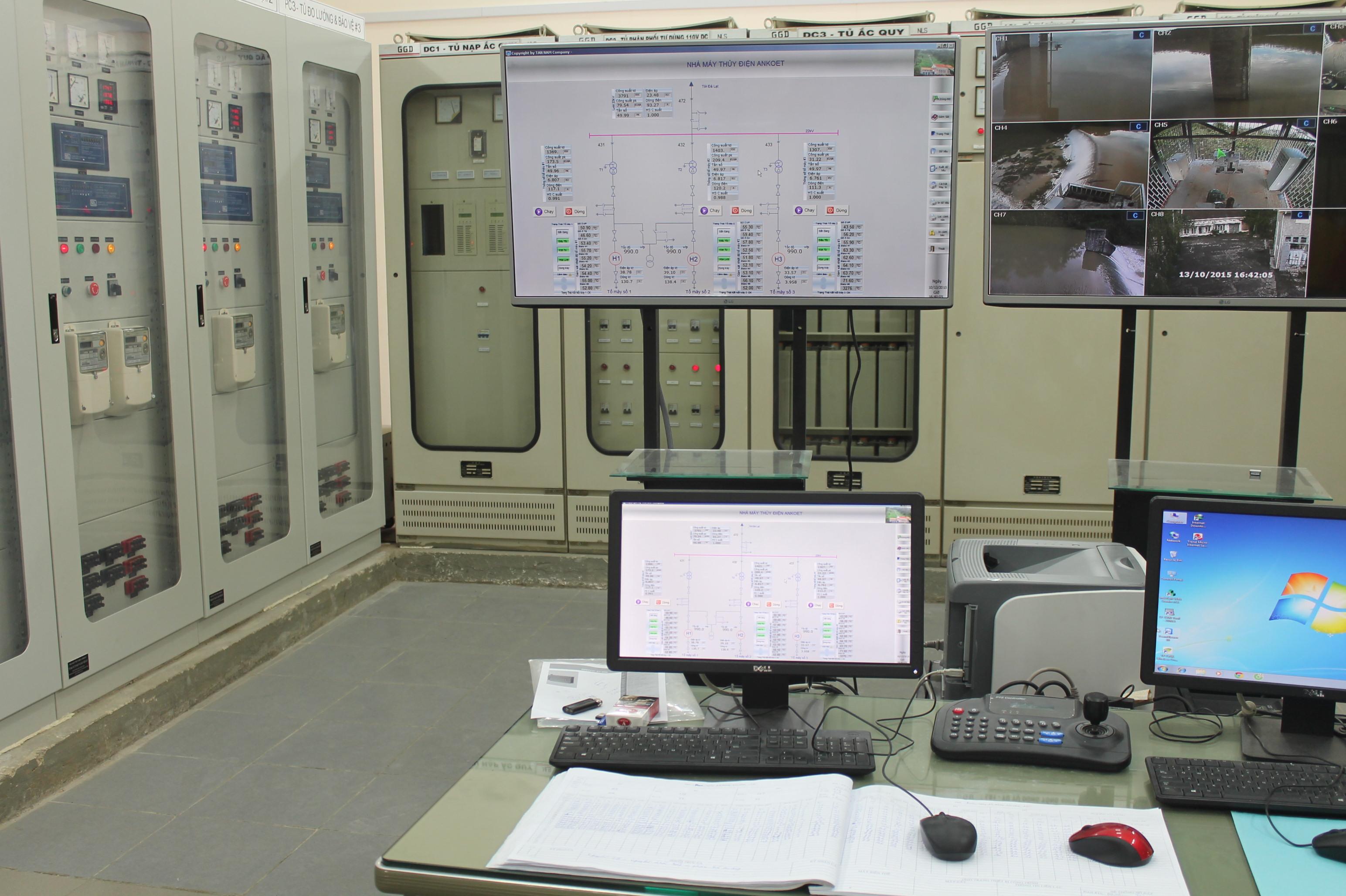 Hệ thống H-SCADA