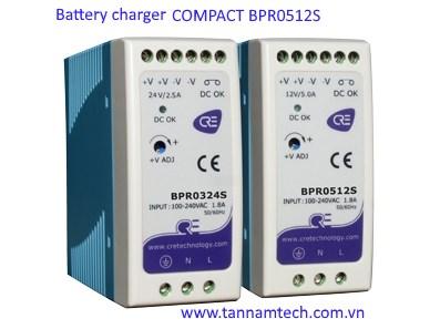 Bộ nguồn / nạp ắc quy COMPACT BPR0512S