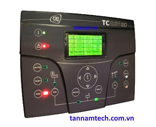 Bộ điều khiển máy phát điện TCGEN 2.0