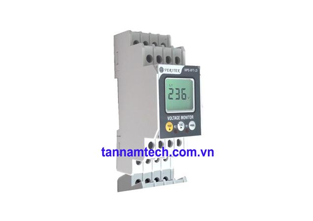Relay bảo vệ điện áp tần số VIPS VFT - LD