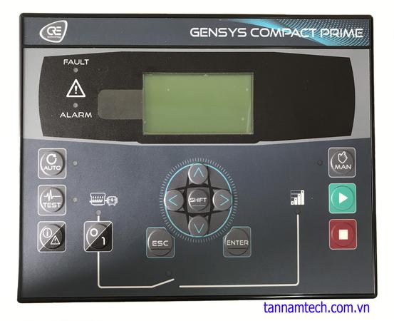 Bộ hòa đồng bộ máy phát  điện GENSYS COMPACT PRIME
