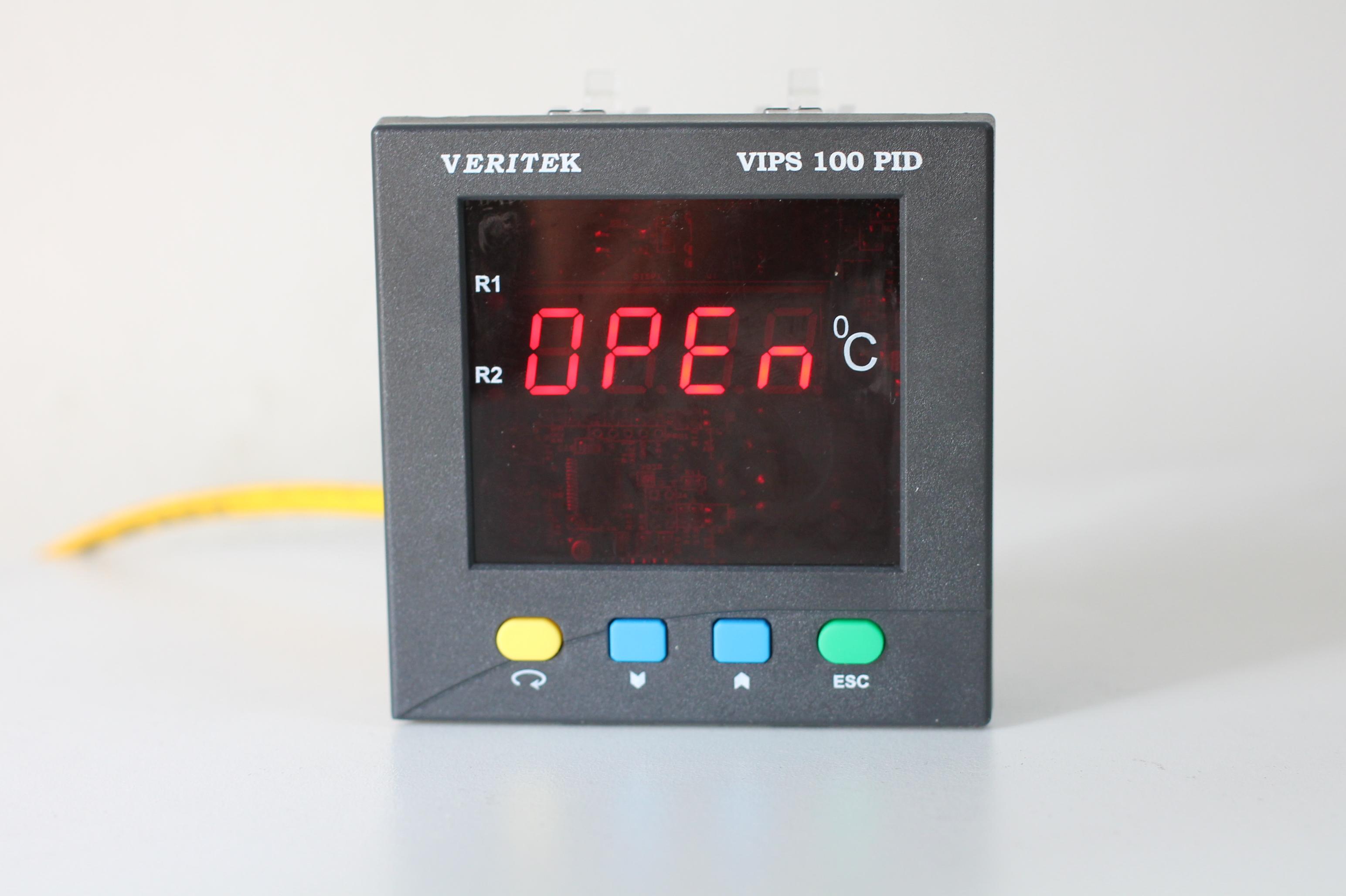 Đồng hồ đo nhiệt độ VIPS 100PID