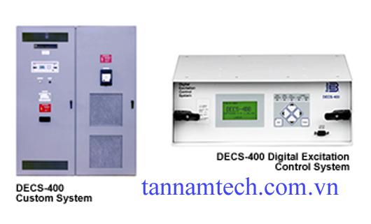 Hệ thống kích từ DECS - 400