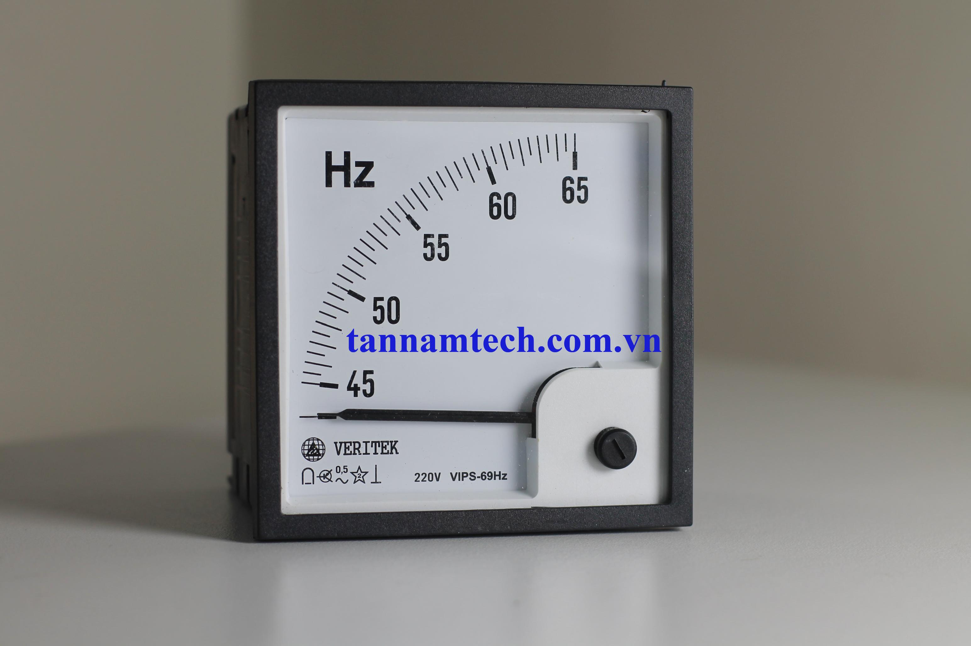 Đồng hồ đo tần số VIPS 69HZ
