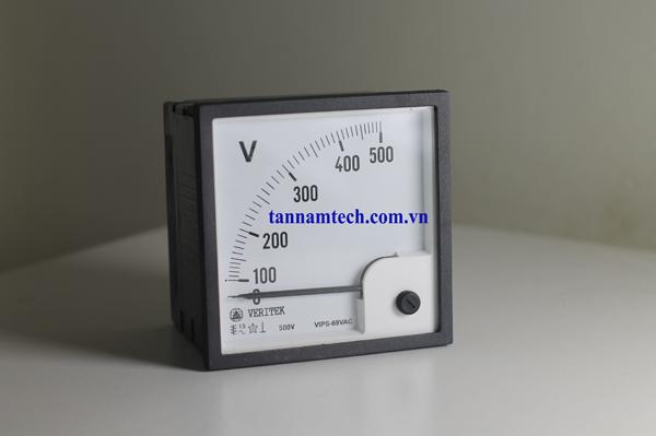 Đồng hồ đo điện áp VIPS 69VAC